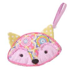 DOUGLAS Cuddle Toys Pinky Fox Sillo-ette Coin Purse - 5568 NEW