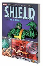 SHIELD by STAN LEE & JACK KIRBY COMPLETE COLLECTION TPB Marvel Comics TP