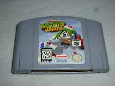 NINTENDO N64 VIDEO GAME MISCHIEF MAKERS CARTRIDGE ONLY CART