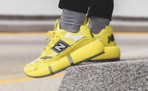 New Balance Vision Racer Jaden Smith Yellow MSVRCJSB Size 8 - 13 BRAND NEW