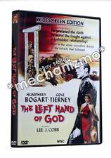 The Left Hand of God WIDESCREEN DVD (1955) Humphrey Bogart Gene Tierney NTSC
