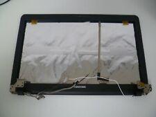 Toshiba Satellite C660 C660D black  lid, Hinges, Bezel,webcam + Cables