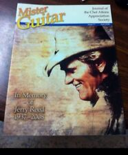 Mister Guitar Issue 71, April 2009, Journal Of Chet Atkins Appreciation Society