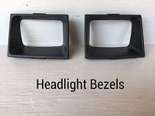 Toro Wheel Horse Headlight Bezels #109080, #109494, #109495