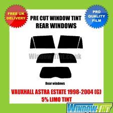 Vauxhall Tönungsfolien zum Auto-Tuning für hinten