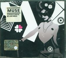 Muse - Supermassive Black Hole Con Sticker 2 Tracks Cd Eccellente