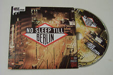 GRIZZLY ADAMS - NO SLEEP TILL BERLIN VOL 1 PROMO MIXTAPE CD (Absolute Beginner)