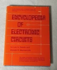 ENCYCLOPEDIA OF ELECTRONIC CIRCUITS 1975 Leo Sands & Donald Mackenroth FREE SHIP