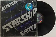 JEFFERSON STARSHIP Earth 1978 OZ Grunt Records VG+/VG+