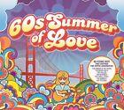 60's SUMMER OF LOVE 3 CD SET VARIOUS ARTISTS - NEW RELEASE JUNE 2017