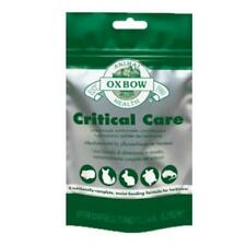 CRITICAL CARE OXBOW PER PICCOLI ERBIVORI 141 GRAMMI.
