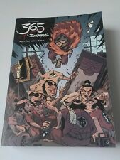 365 Samurai and a Few Bowls of Rice TPB