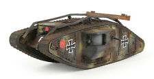 1/72 WINGS OF GREAT WAR ARMOR CAPTURED British Mark IV male WWI TANK WW10206