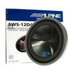 ALPINE SWS-12D4 12