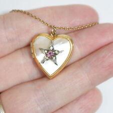Amethyst Gold Filled Vintage & Antique Jewellery