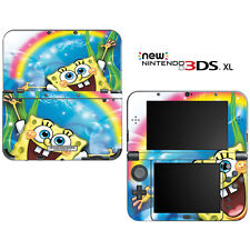 Spongebob Squarepants Rainbow for New Nintendo 3DS XL Skin Decal Cover