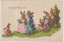 DG 170. Ostern ! Hasen in Menschengestalt - Hochzeitsgesellschaft !