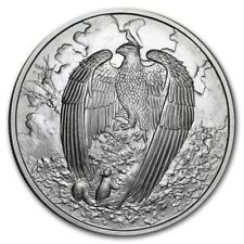 1 OZ .999 SILVER COIN THE GREAT EAGLE NORDIC CREATURE SERIES 4TH IN SERIES #CERT