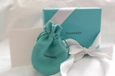 NEW TIFFANY & CO Empty box and Gift Present set (Box, Pouch, Ribbon, Notecard)