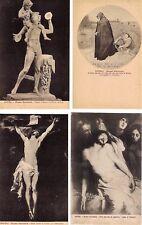 Napoli Museo Nazionale Lotto 4 cartoline Erotic Art Nude PC Circa 1910 4