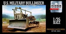 MIRROR MODELS 35851 US D7 7M Tracked Tractor Bulldozer in 1:35