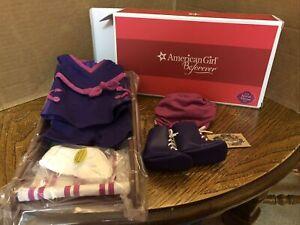American Girl Rebecca Seashore Set Outfit NIB Limited Edition NIB NRFB RETIRED
