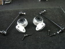 BMW E46 Compact converible Abbassare Forcella Boccole Braccio 2 anteriori anti roll bar Links