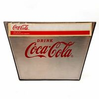 Coca-Cola Cap Catcher CC361 Metal Wall Mount Coke Bottle Cap Collector