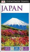 DK Eyewitness Travel Guide Japan by Dk Travel Paperback Book Free Shipping!