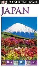 DK Eyewitness Travel Guide Japan (Eyewitness Travel Guides), DK, New Book