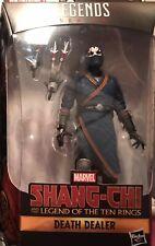 """Marvel Legends Death Dealer Legend Of The Ten Rings Wave 6"""" Action Figure LOOSE"""