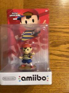 Nintendo amiibo Super Smash Bros Series Ness Character Figure
