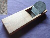 Japanese Carpenter Tool Kanna Hand Plane Vintage Yoshimitsu 74mm Woodworking TRK