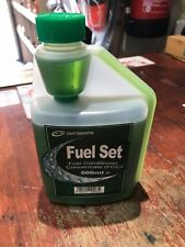 Fuel Set concentrated fuel conditioner 500ml, narrow boat, canal, diesel