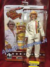 "Figures Toy Dukes Of Hazzard Retro Action 8""  Bo Duke White Carnival Of Thrills"