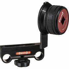 Opteka Gearless Follow Focus for DSLR and Mirrorless Cameras - Fits 15mm Rods