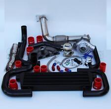 T3/T4 Ball Bearing Turbo Intercooler Bolt-On Kit for 94-01 Integra B16/18 002-RD
