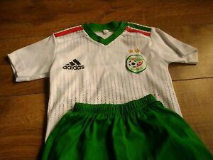 Algeria Football Kit Age 7-8