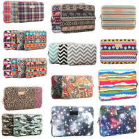 """Laptop Sleeve Canvas Notebook Case Bag For 10"""" 11"""" 12"""" 13"""" 14"""" 15"""" Macbook Dell"""