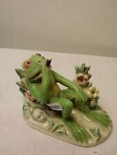 +# A015091 Goebel Archiv Muster Frosch Frog mit Zigarre Zigarette 2885