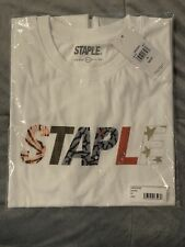 Genuine New Sealed MENS XL Staple Pigeon NYC Grails Logo T Shirt- SOLD OUT