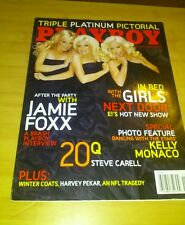 November 2005 Playboy magazine free shipping