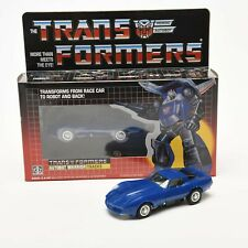 Transformers G1 Reissue TRACKS B-day Autobot  Warrior Robot Christmas Gift New