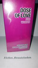7,99€ / 100ml Dose of Love WOMEN 100 ml Eau de Parfum von Fenzi