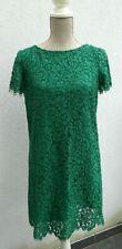 Jolie robe verte Zara M