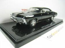 Chevrolet Impala SS 1967 2 porte Coupe Black True Scale 1 43 Tsm144323