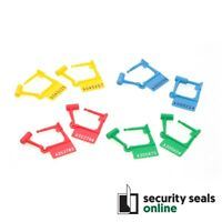 Cart Seal Padlock Tamper Evident Security Seal for trolleys and cases
