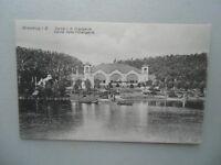 Ansichtskarte Strassburg i. E. Partie i.d. Orangerie um 1900 (Nr.610) -I