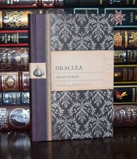 Dracula by Bram Stoker New Deluxe  Collectible Hardcover Classics Gift