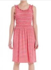 Sophie Max Sleeveless Smocked Dress. Size XL.